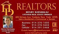 Henry Djonbalaj Real Estate Llc